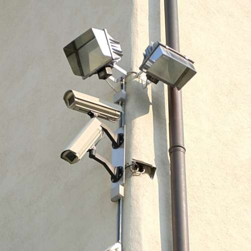 Security Lighting Solution